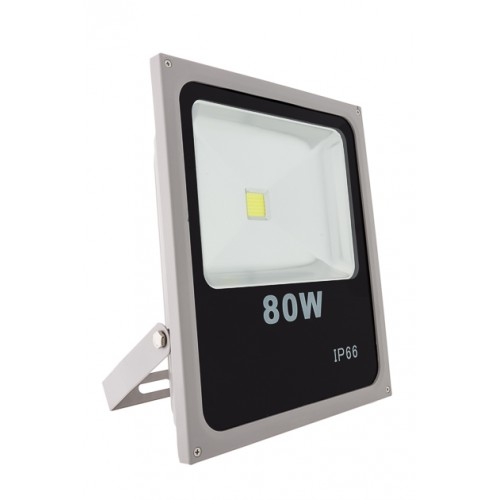 LED FLOODLIGHT SLIM-80W