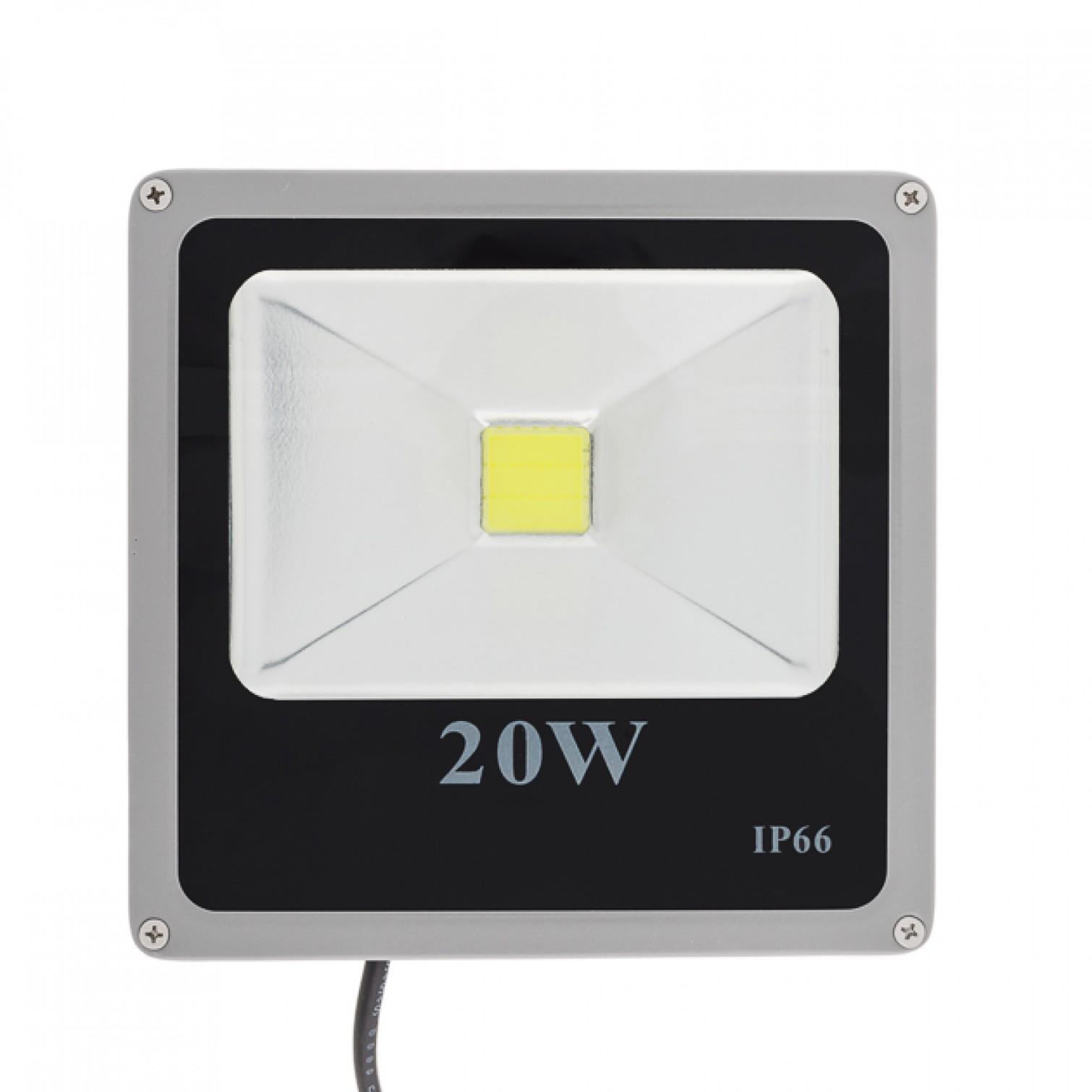 20w Led Odpowiednik: LED FLOODLIGHT M 20W