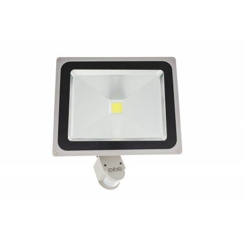 LED FLOODLIGHT PIR 50W