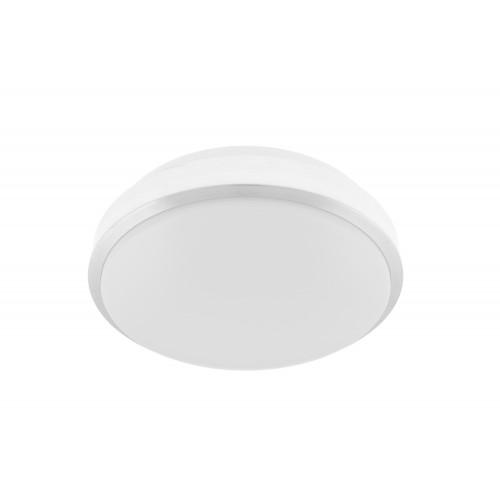 LED PANEL 16W S/STEEL